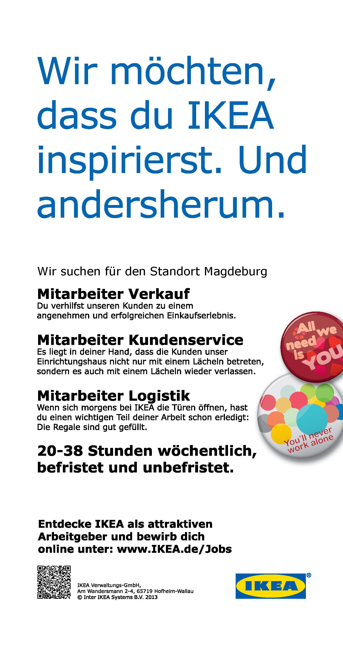 Stellenangebot Ikea Magdeburg Magdeburger News Das