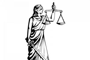 justitia vector logo.news