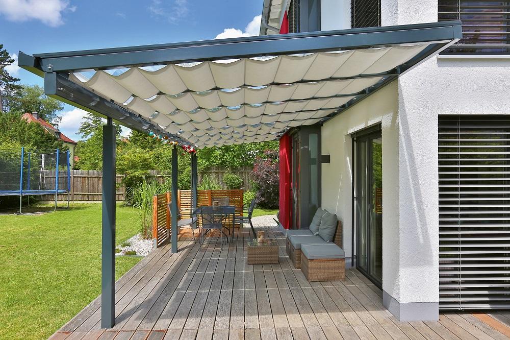 SCHÖNER WOHNEN News: Maßgefertigtes Sonnenschutzsystem für ...