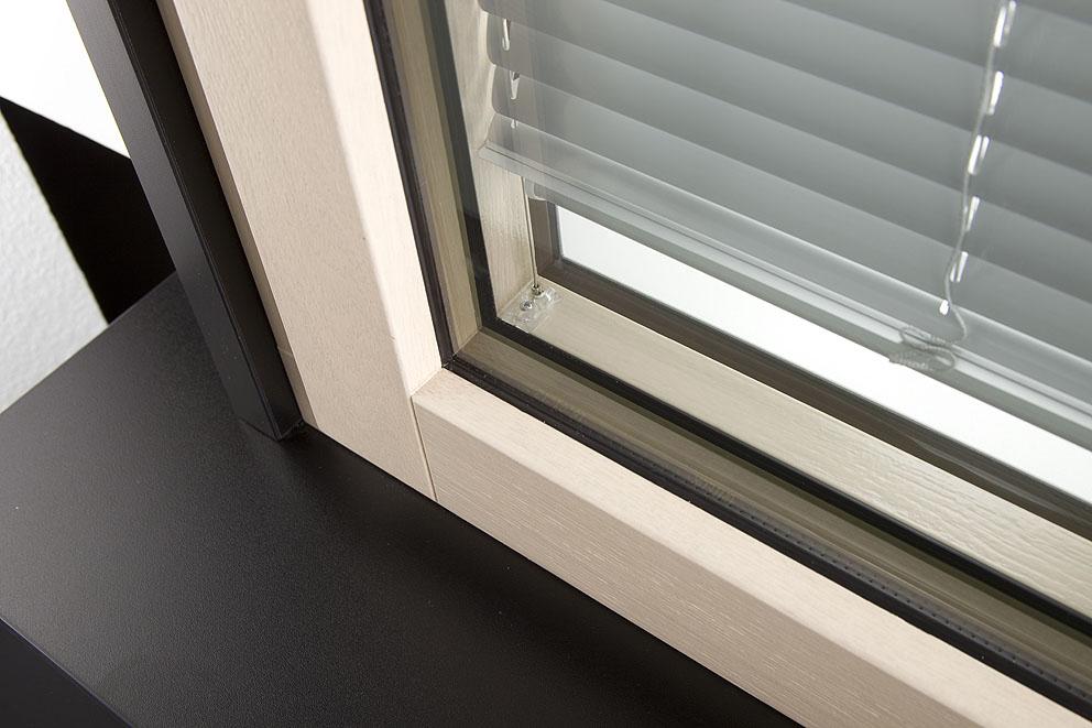 Beamten wählen klare Textur geeignet für Männer/Frauen SCHÖNER WOHNEN News: Holz-Alu-Fenster mit integrierter ...