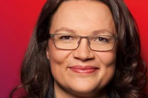 SPD, Andrea Nahles.news