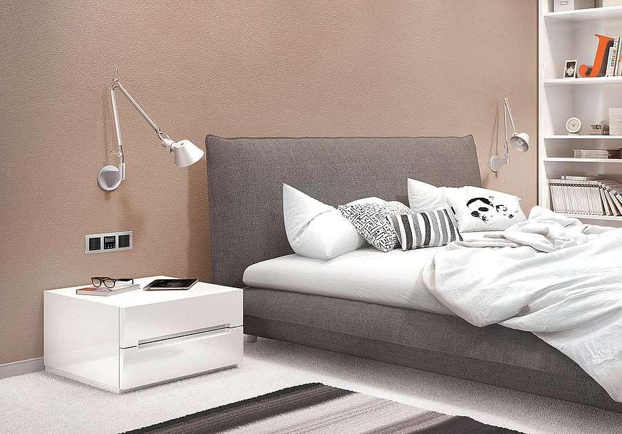 SCHÖNER WOHNEN News: Wohlfühlatmosphäre im Schlafzimmer ...