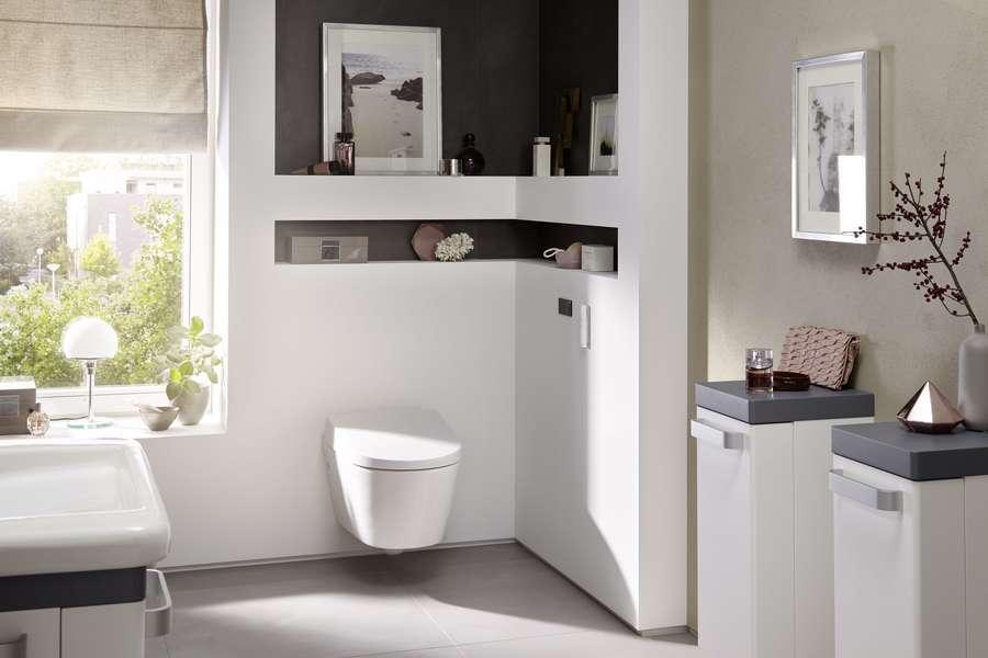 SCHÖNER WOHNEN News: Dusch-WCs passen in jedes Badezimmer ...