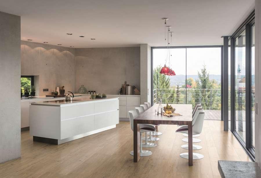 schÖner wohnen news laminatboden für küche und bad