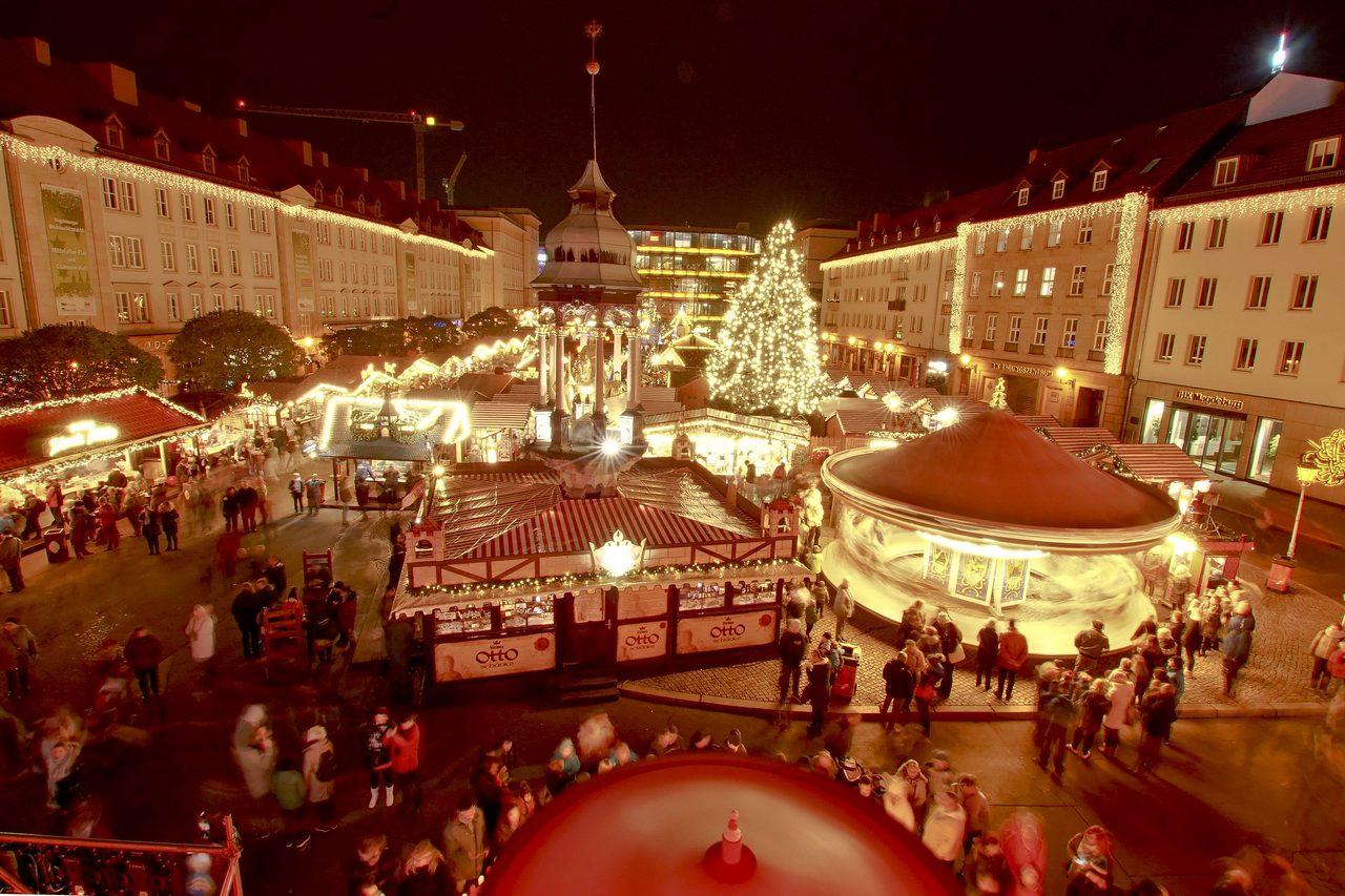 Wo Ist Weihnachtsmarkt Heute.Heute In Magdeburg Weihnachtsmarkt Eröffnet Magdeburger News