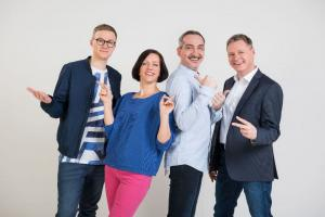 Radio Brocken Morgenshow Team 02.news