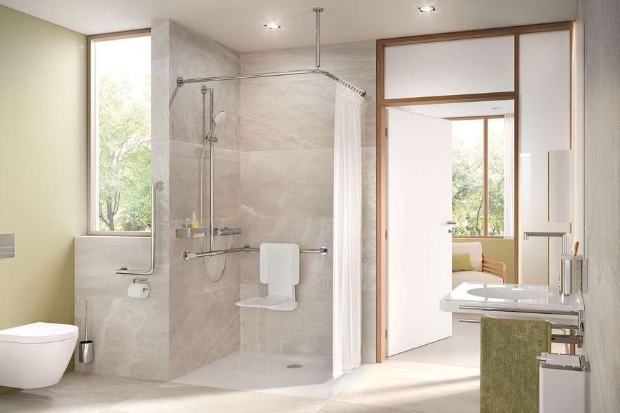 SCHÖNER WOHNEN News: Ein Badezimmer sollte so geplant werden, dass ...