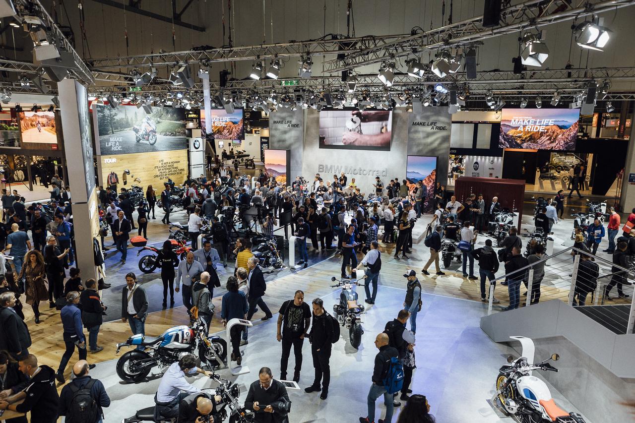 Bmw Motorrad Startet In Die Messe Saison 2019 Magdeburger News