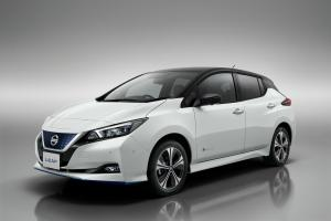 Nissan LEAF source.news