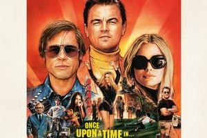 Once Upon a Time in Hollywood Poster 2019 1 rcm300x428u.news