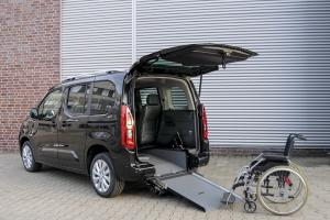 Opel Combo Life Wheelchair Accessibility 506740.news