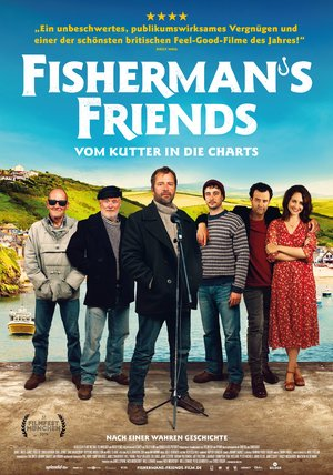 Fisherman s Friends   Vom Kutter in die Charts