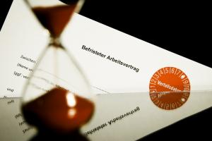 Befristeter Arbeitsvertrag High1.news