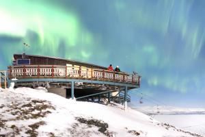8471 aurora sky station photo peter rosen lapplandimagebank.news
