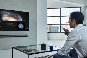 Bild LG TV mit Amazon Alexa.news