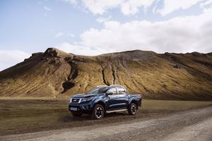 Nissan Navara Double Cab Blue Iceland Static 1 source.news