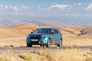 Citroen C5 Aircross Testdrive.news