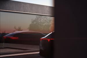 CUPRA shows a glimpse of its vision of the future with an exclusive all electric concept car 01 HQ.news