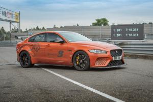 J Project8 19MY Nurburgring Record 2019 240719 01.news
