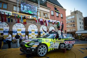 190819 Abarth Rally Barum Zlin ERC 01.news
