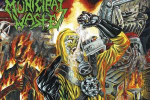 Municipal Waste last rager.news