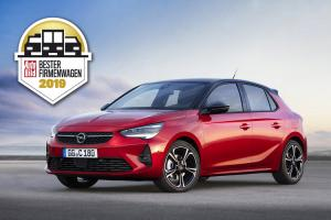 2019 Opel Corsa Company Car of the Year 509469.news