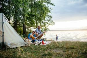 Camping am Wasser TMV Roth.news