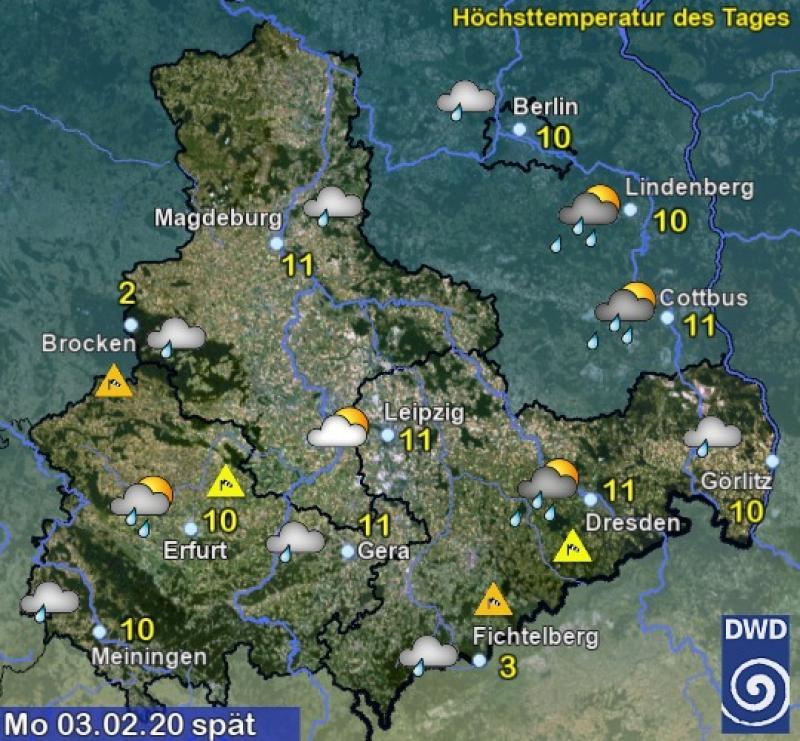 Wetter Magdeburg