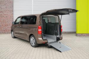 01 Opel Zafira Life Wheelchair Accessibility 515357.news