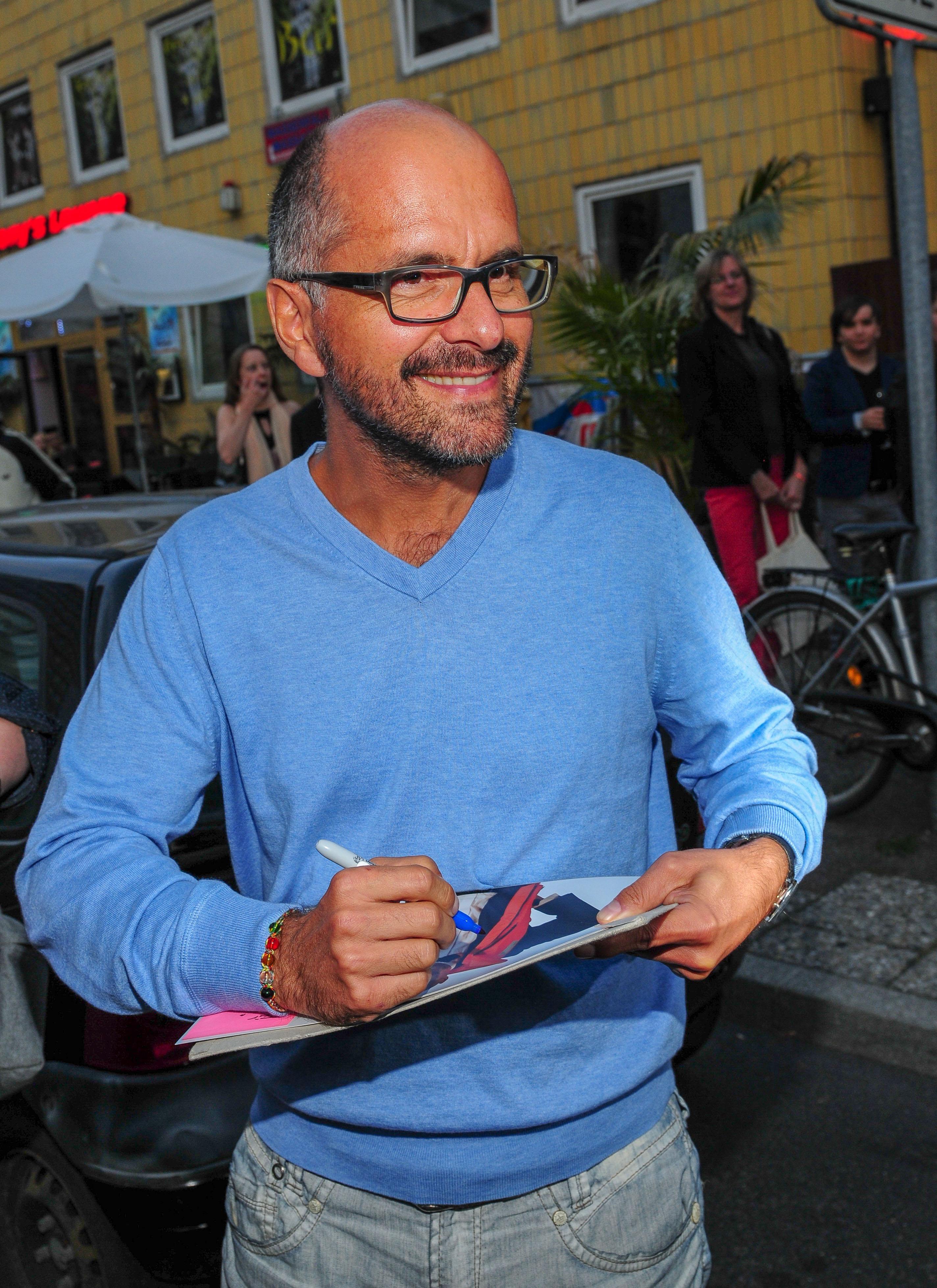 Magdeburger News Promi News Christoph Maria Herbst Jochen