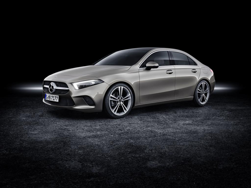 Magdeburger News | Auto News: Neue A-Klasse Limousine - Kompakter ...