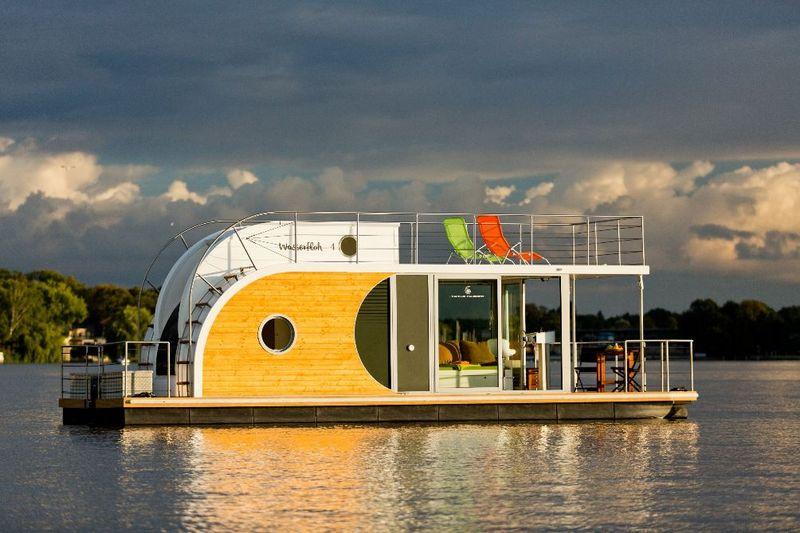 Top Nautilus Hausboote mit attraktivem Kaufcharter-Eignermodell WW26